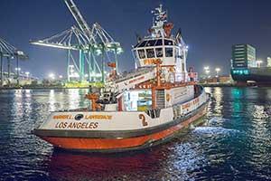 Fireboat #2