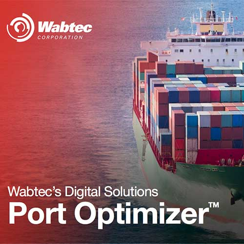 Wabtec/Port Optimizer™ Brochure