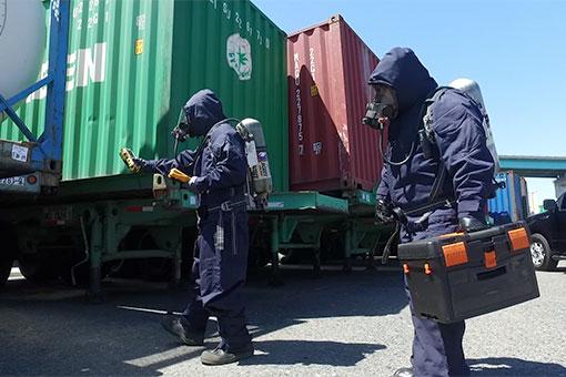 Dangerous Cargo Permits