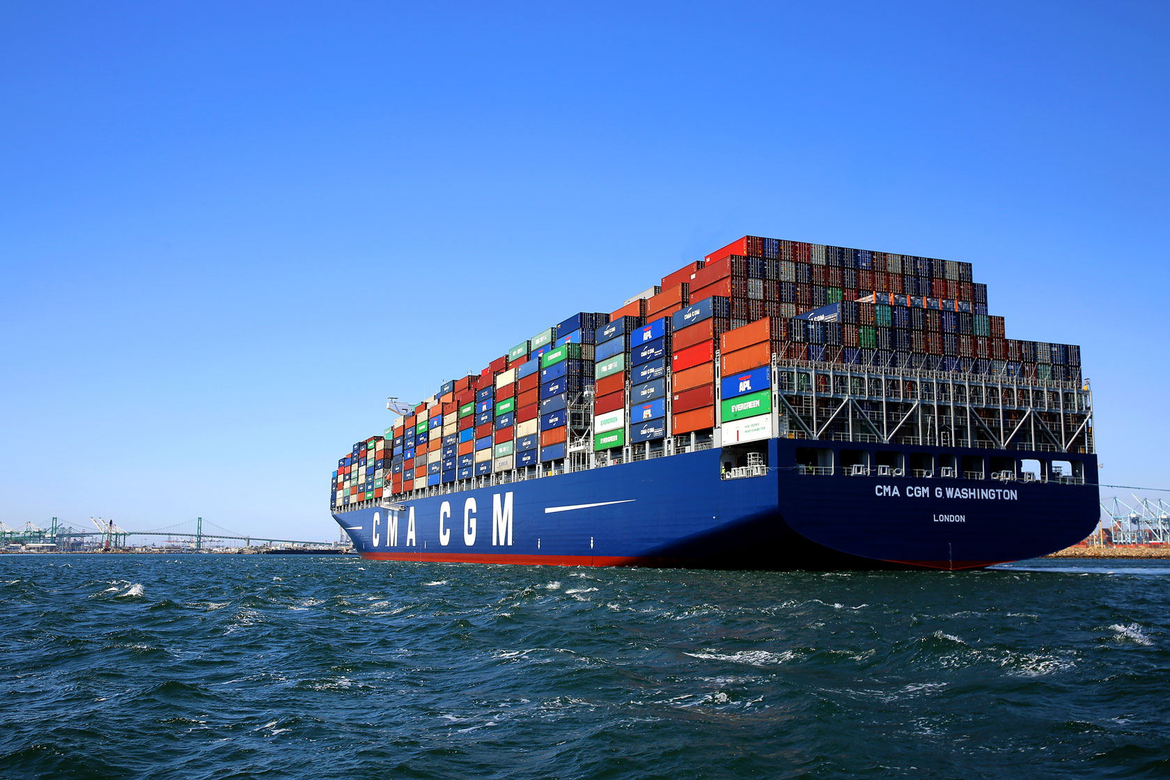 CMA CGM George Washington