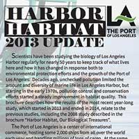Harbor Habitat Update