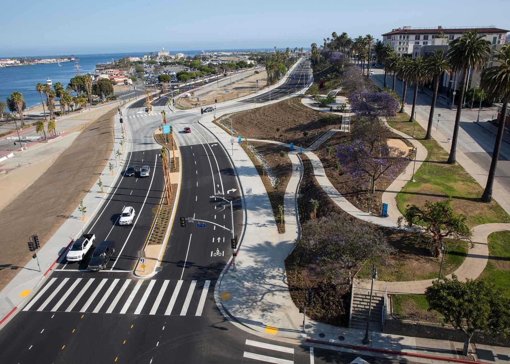 Harbor Boulevard Roadway Improvements