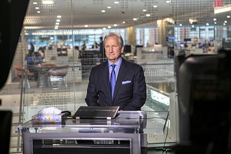 Port Executive Director Gene Seroka on Bloomberg TV