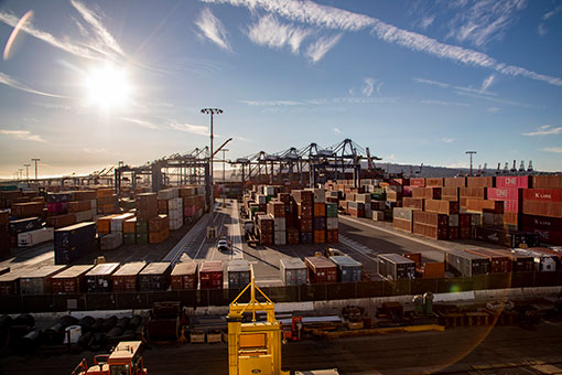 Leasing Port Property