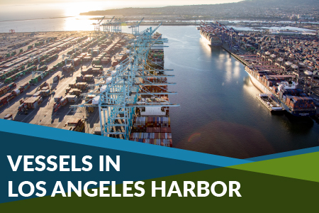 Links to Vessels in Los Angeles Harbor