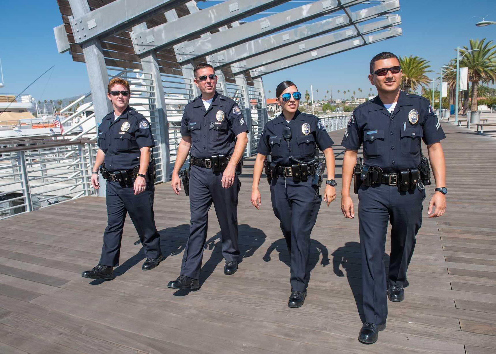 LA Port Police