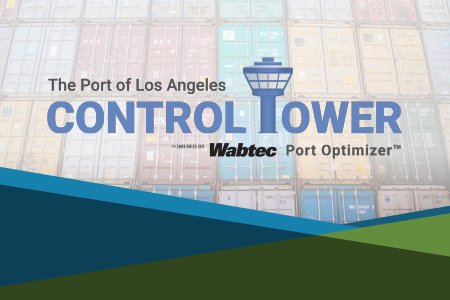 Port Optimizer™ Control Tower
