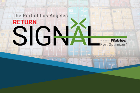 Port Optimizer™ Return Signal