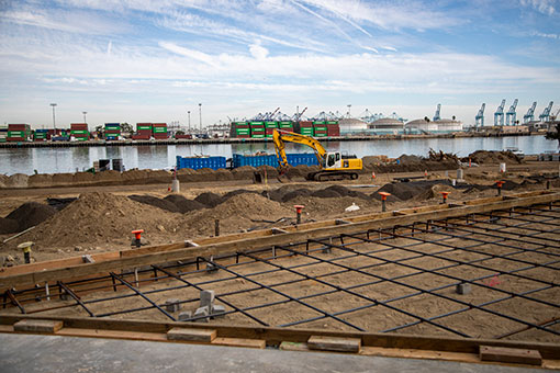 Construction, Repairs, and Demolition on Port Property