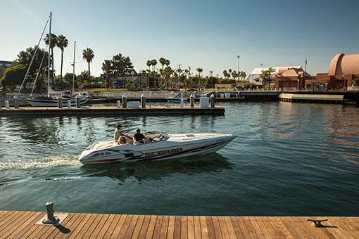 Section 24 - Recreational Courtesy Docks