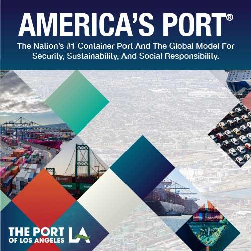 Port Marketing Brochure