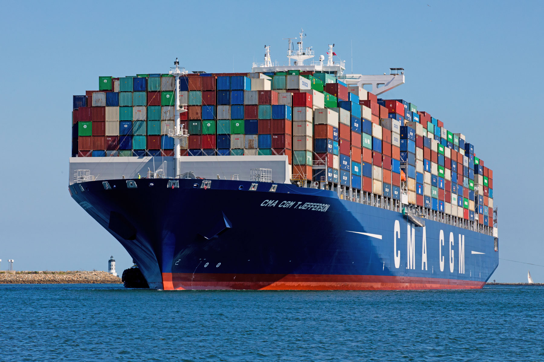 CMA CGM Thomas Jefferson