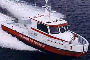 Fireboat #1