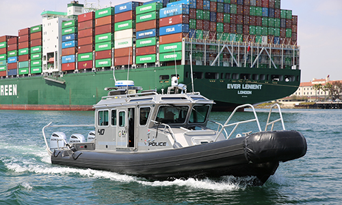Join the Los Angeles Port Police | Employment | Port of Los Angeles