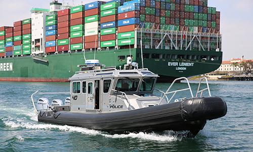 Port Police Boat