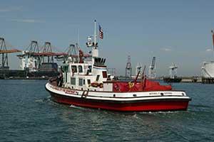 Fireboat #4