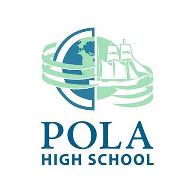 Port of Los Angeles High School Logo