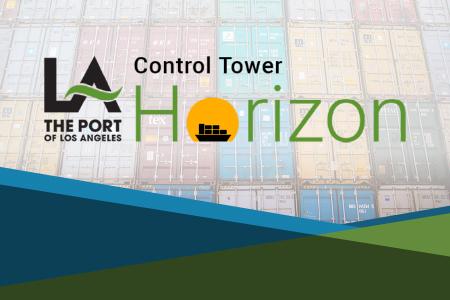 Port Optimizer™ Control Tower Horizon