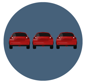Auto Carrier Icon