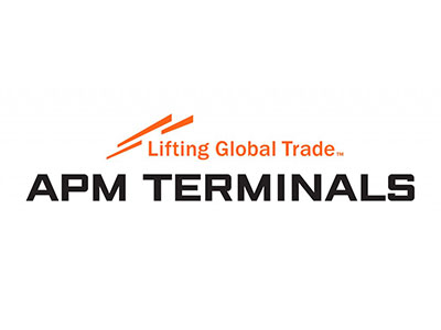 Apm Container Terminal Port Of Los Angeles
