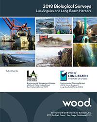 2018 Biological Survey of Los Angeles/Long Beach Harbors