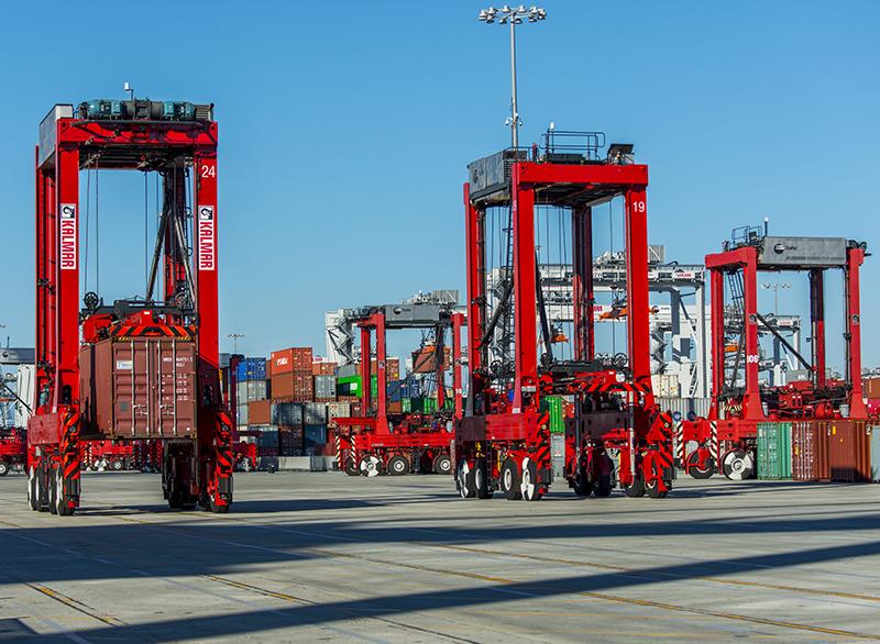 TraPac Cargo
