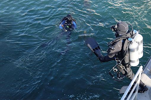 Diving Permits