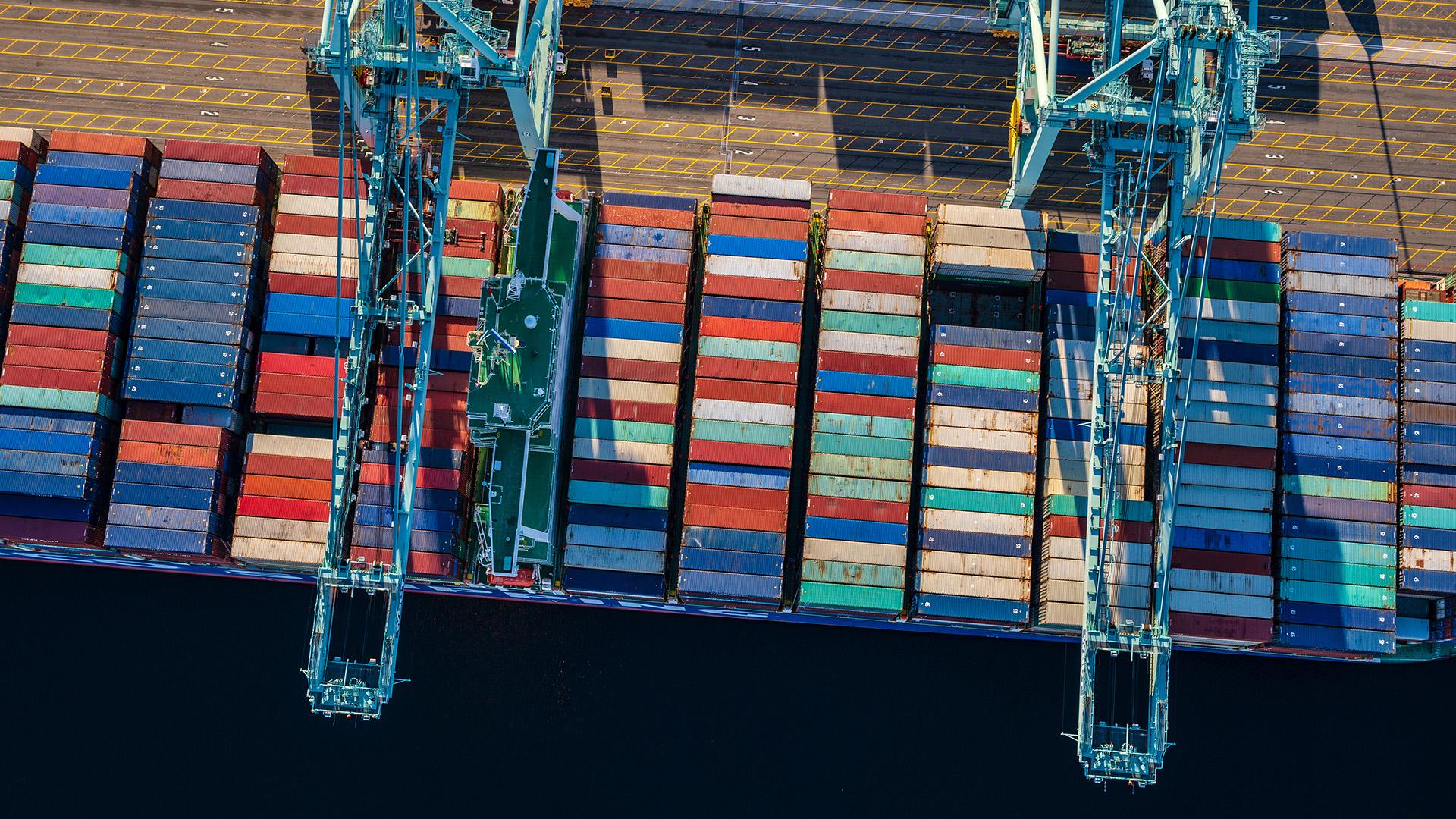 Cranes and Cargo