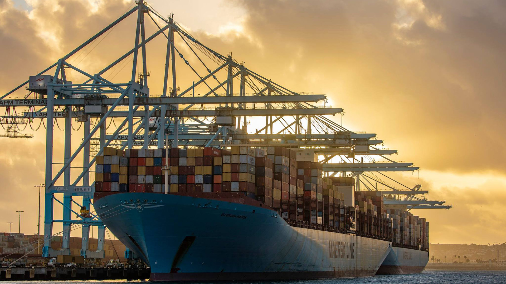 Elenora Maersk